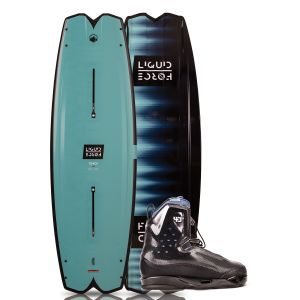 Liquid Force 2019 Remedy 134 w/ 4D Riot Wakeboard & Bindings Package