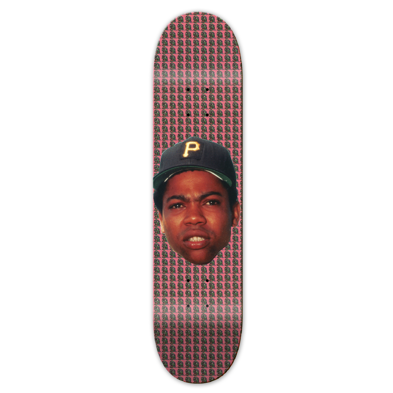 Dock Ellis Skateboard Deck