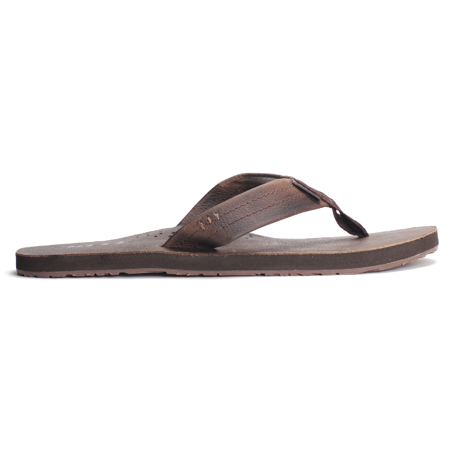 77a8a596e1 ... Chocolate Brown Flip Flops Men s Size 10 M 2611. About this product.  Picture 1 of 2 ...