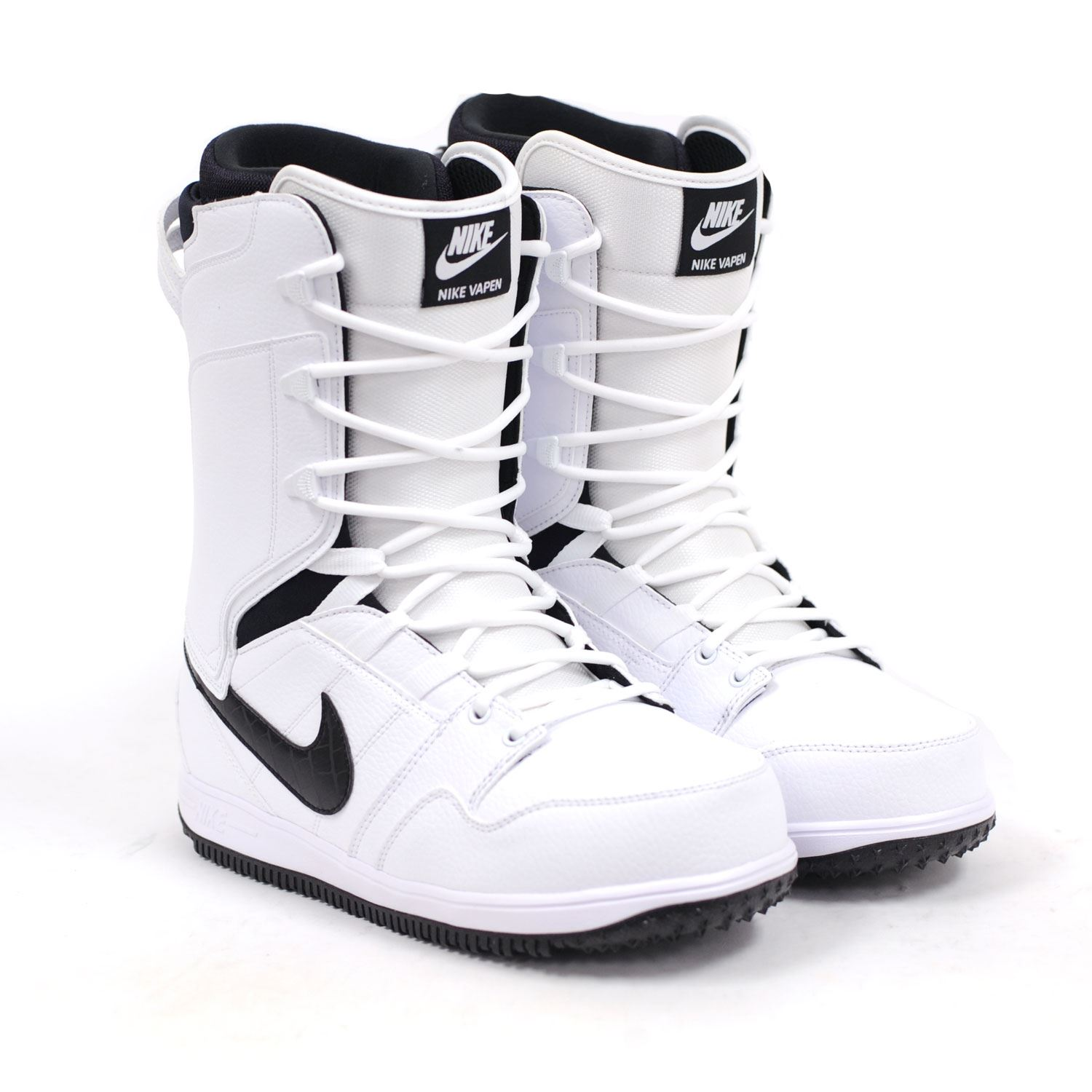 Beautiful The Nike Vapen Womens Snowboard Boots Are Inspired By The Mogan Mid 2 For Recognizable Style On The Mountain A Lacing Harness Creates A Snug, Customized Fit For Stability And A Lockedin Feel During Every Run