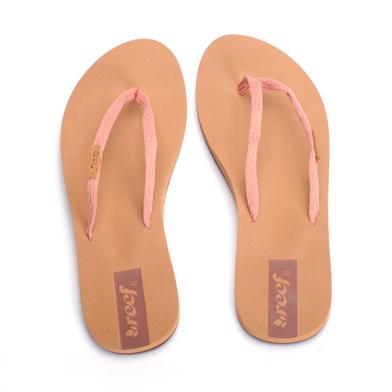 Reef-Girls-Slim-Ginger-Blush-Women-039-s-Sandals