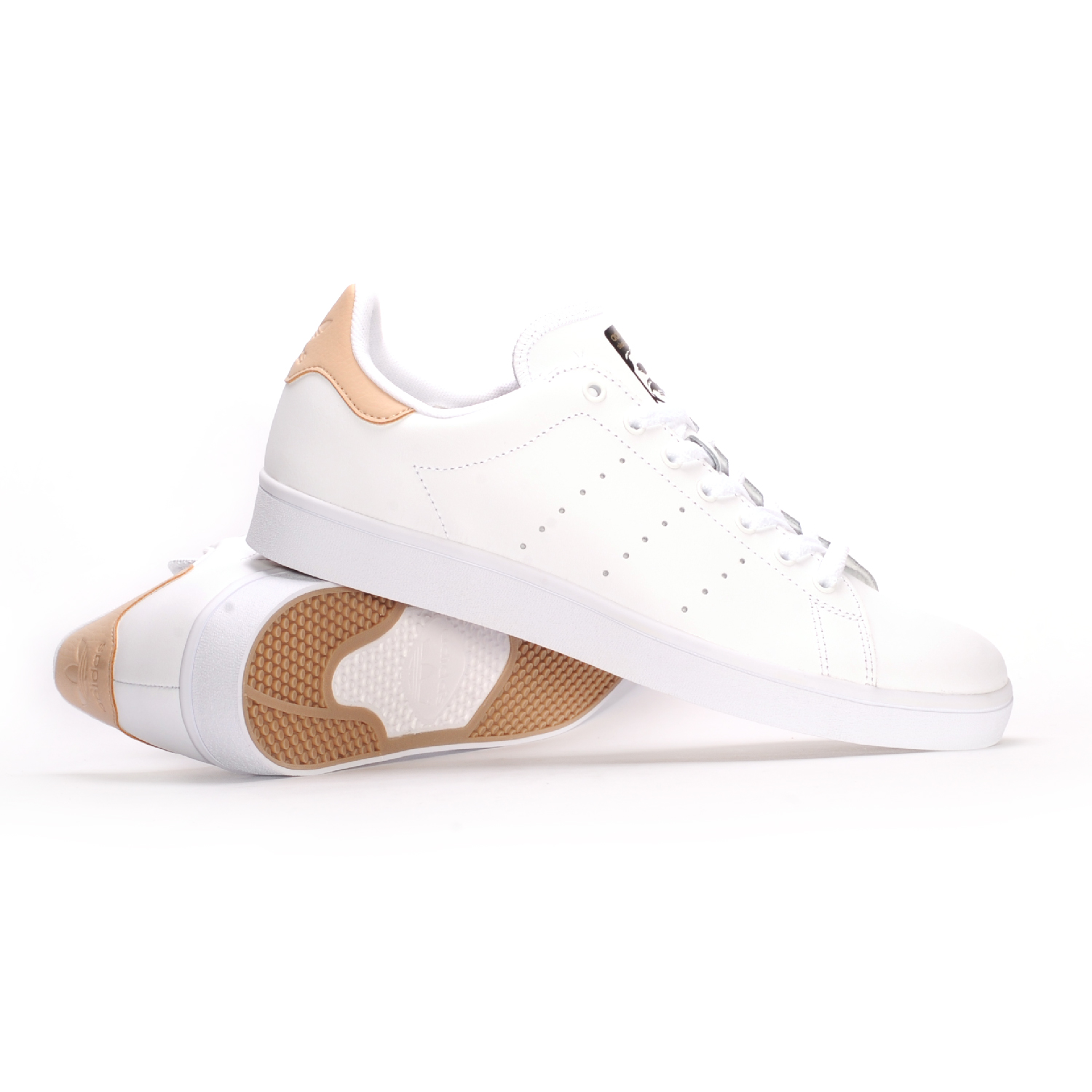 Adidas Stan Smith Vulc White St Pale Nude Gold Metallic Men s