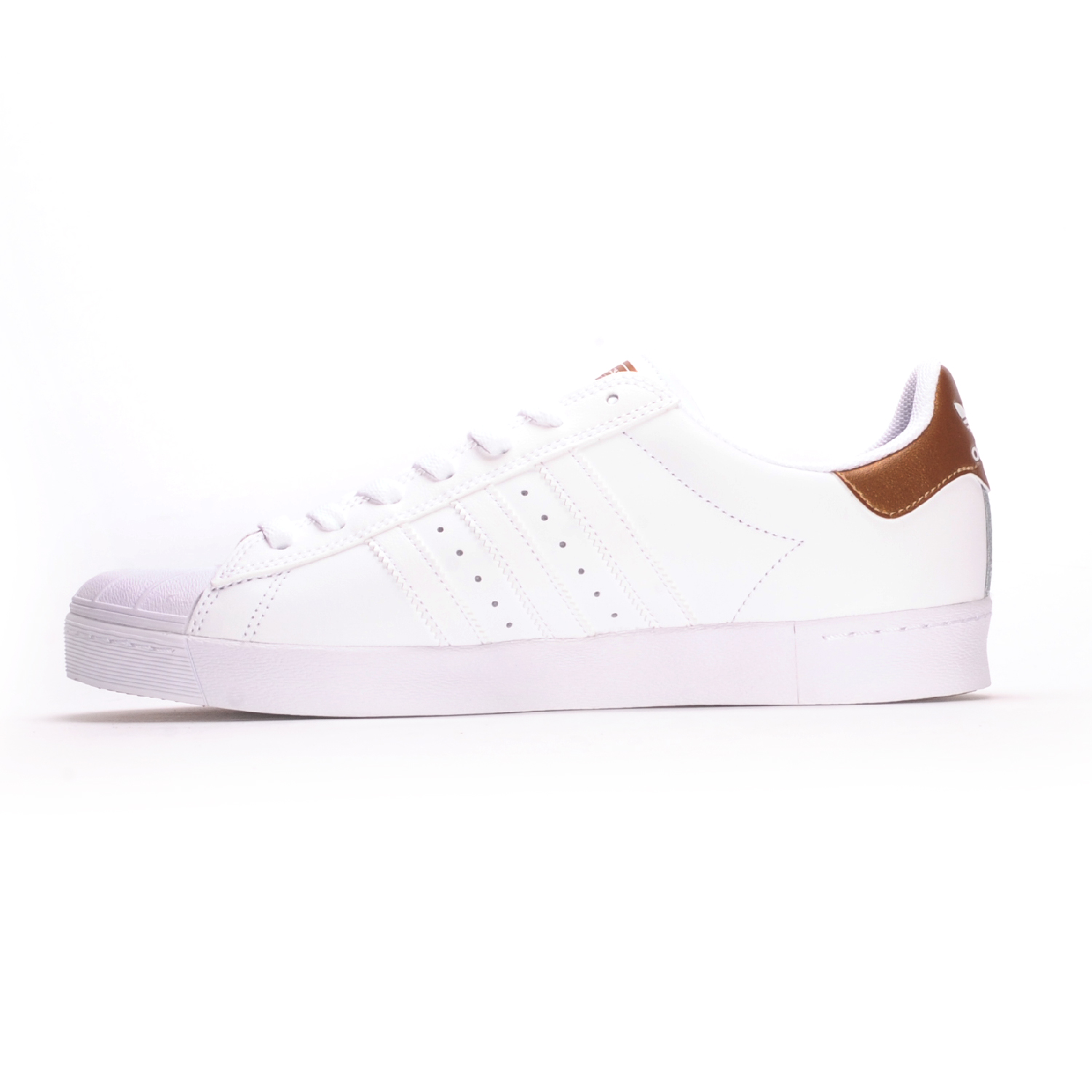 Cheap Adidas Superstar Vulc ADV Shoes FTWR White / Core Black