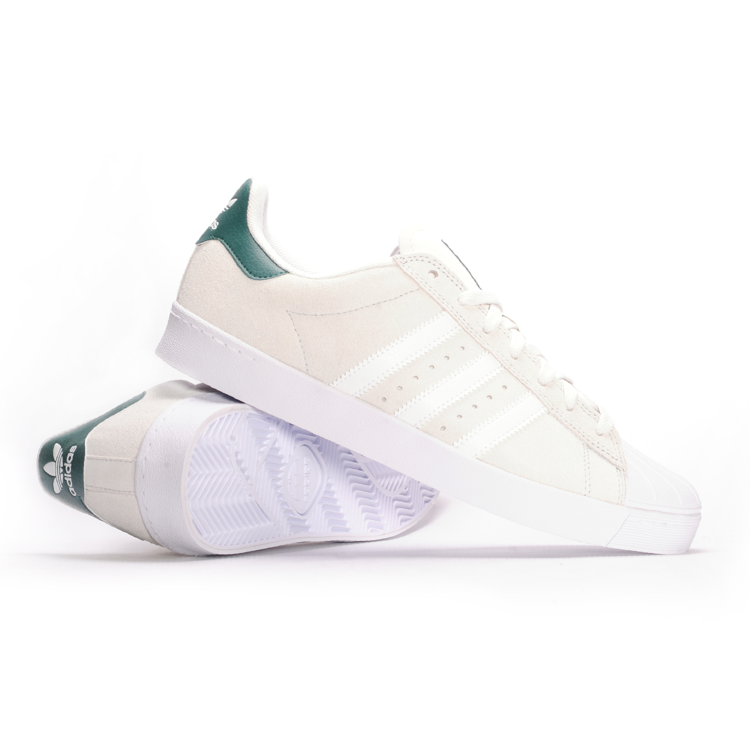 Adidas Superstar Vulc Adv Collegiate Burgundy Cream White Offspring