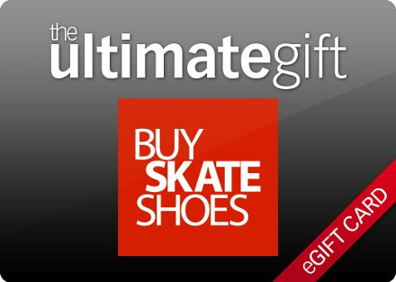 BuySkateShoes.com eGift Cards