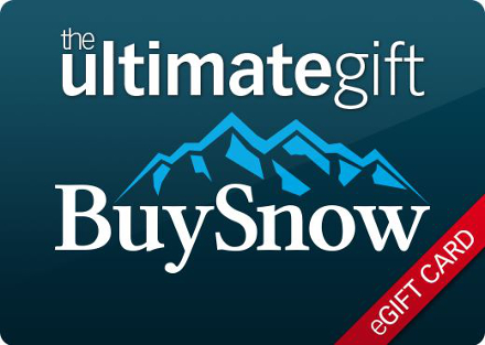 BuySnow.com eGift Cards