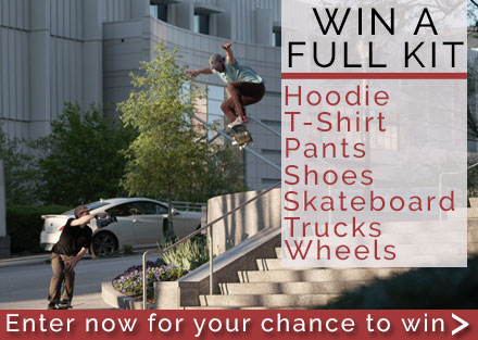 Win a Full Kit!