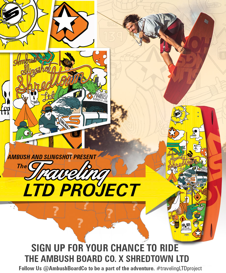 The Traveling LTD Project