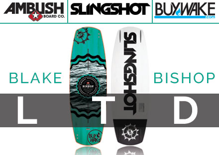 Blake Bishop LTD Giveaway