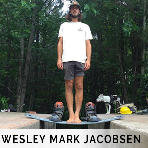 Wesley Mark Jacobsen