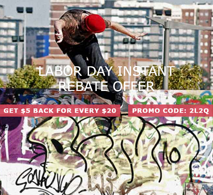 Ambush Labor Day Instant Rebate Offer