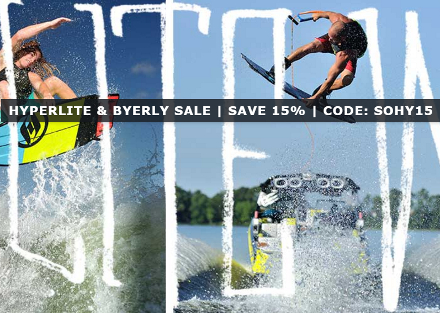 Hyperlite & Byerly Co-Op Sale | Save 15%