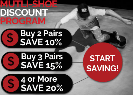 Multi-Shoe Discount Program