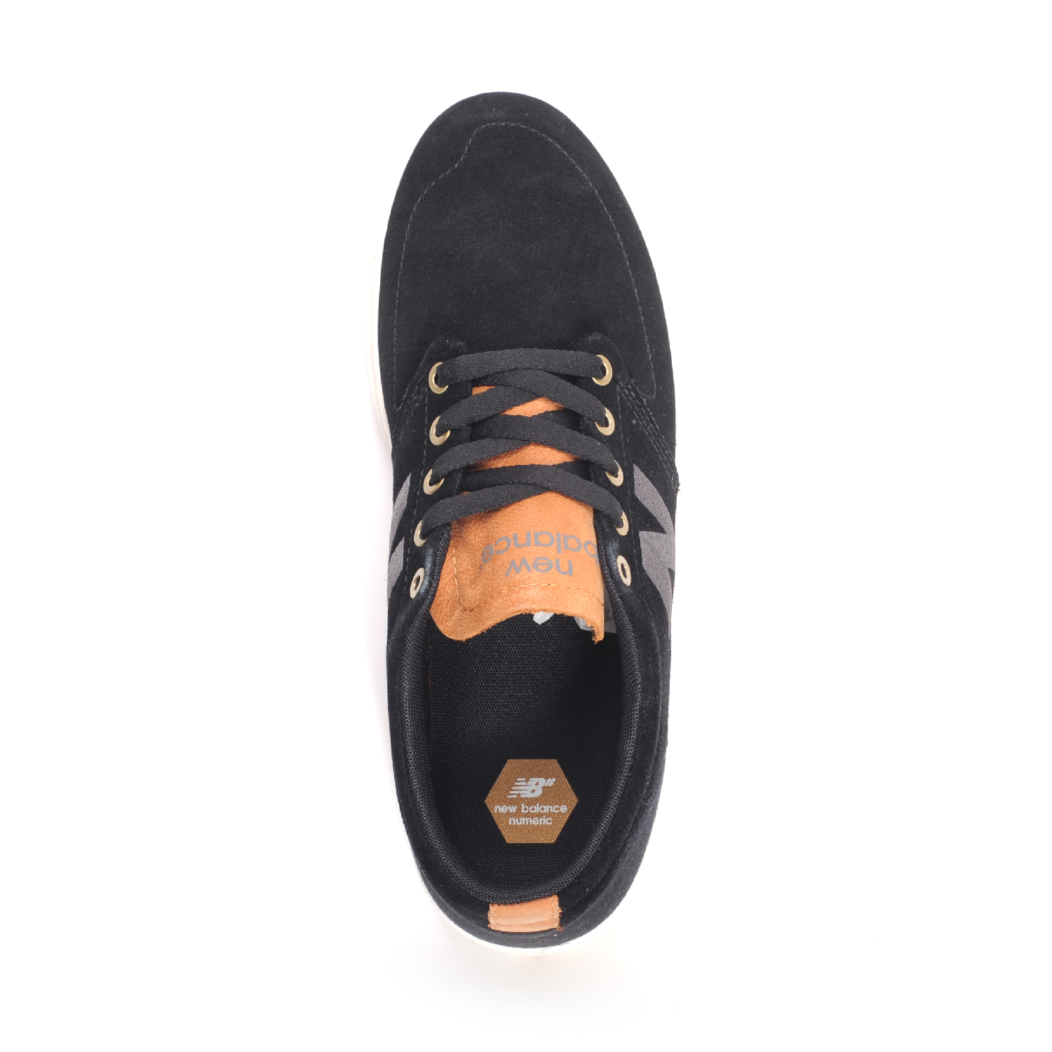 Details about New Balance Numeric 345 (BlackBrown) Men's Skate Shoes